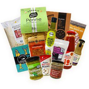 Organic Pantry Items Shop